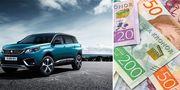Peugeot, Colourbox