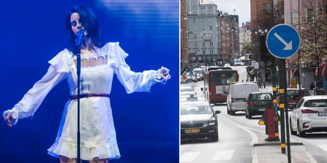 Lana del Rey är bokad till Lollapaloozafestivalen i Stockholm.  TT