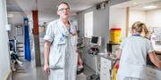 Johan Styrud, överläkare på Danderyds sjukhus.  Tomas Oneborg/SvD/TT / TT NYHETSBYRÅN