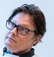 Mattias Liedholm i Skurup. Johan Nilsson/TT / TT NYHETSBYRÅN