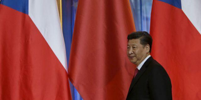 Xi Jinping.  David W Cerny / TT NYHETSBYRÅN