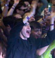 Nattklubb i Liverpool, Storbritannien 30 april Richard McCarthy / TT NYHETSBYRÅN