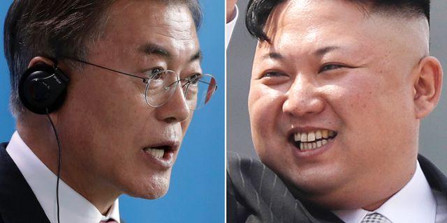 Nordkorea trappar ned krisen over