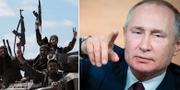 Haftars Libyan National Army (LNA)/Vladimir Putin. TT