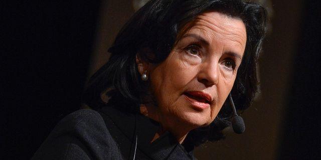 Anne Ramberg, Advokatsamfundets generalsekreterare.  Jonas Ekströmer/TT / TT NYHETSBYRÅN