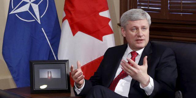 Kanada ska ta emot 25 000 syrier
