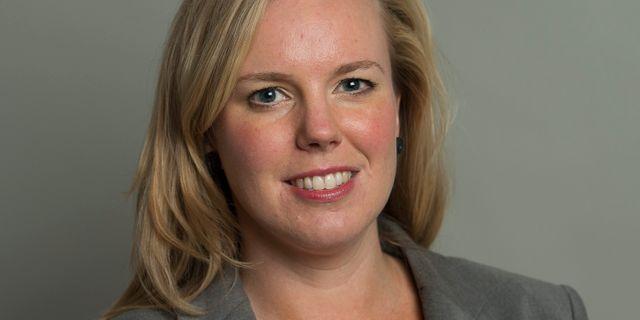 Linda Snecker.  JONAS EKSTRÖMER / TT / TT NYHETSBYRÅN