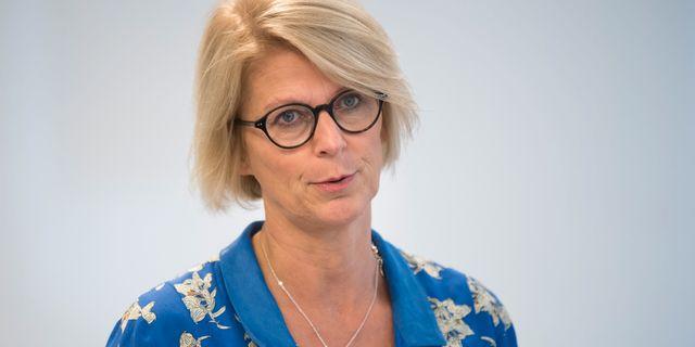 Elisabeth Svantesson (M) Fredrik Sandberg/TT / TT NYHETSBYRÅN