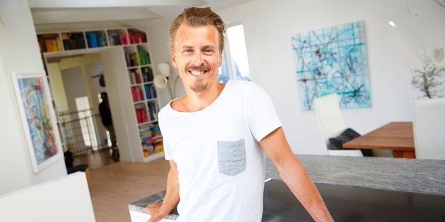 Paul Svensson. FREDRIK PERSSON / TT / TT NYHETSBYRÅN