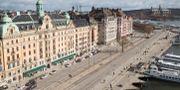 Strandvägen i centrala Stockholm.  Fredrik Sandberg/TT / TT NYHETSBYRÅN