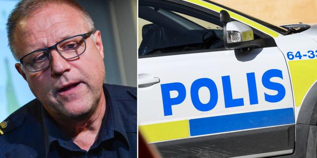 Malmös polismästare Stefan Sintéus TT