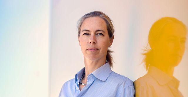 Maria Nilsson Öhman, hållbarhetschef på DHL Freight.