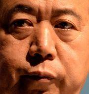 Meng Hongwei. ROSLAN RAHMAN / AFP