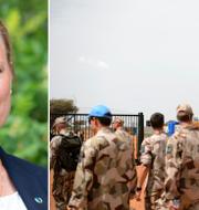 Annelie Börjesson.  FN-förbundet/TT.