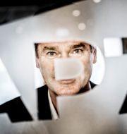 Richard Gröttheim, vd för Sjunde AP-fonden. Tomas Oneborg/SvD/TT / TT NYHETSBYRÅN
