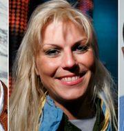 Örjan Ramberg, Josefin Nilsson, Alexander Karim.  TT.