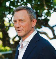 Daniel Craig. Leo Hudson / TT NYHETSBYRÅN