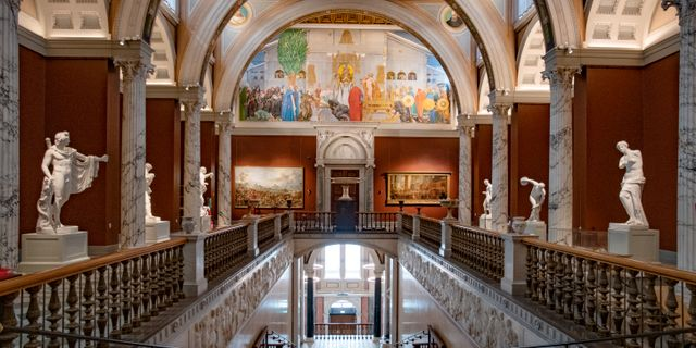 Nationalmuseum. Arkivbild.  Staffan Löwstedt/SvD/TT / TT NYHETSBYRÅN