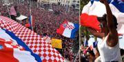 Fans i Zagreb/Paris. TT