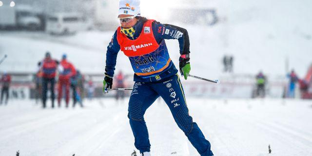 Anna Haag. Arkivbil Anders Wiklund/TT / TT NYHETSBYRÅN