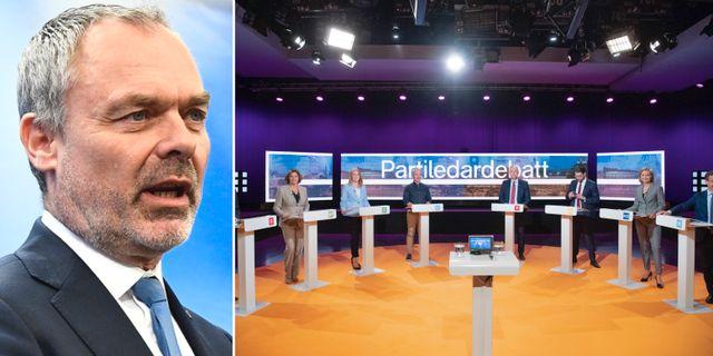 Jan Björklund.  TT.