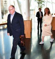 Swedbanks ordförande Göran Persson.  Henrik Montgomery/TT / TT NYHETSBYRÅN