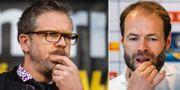 Rikard Norling och Andreas Alm Bildbyrån