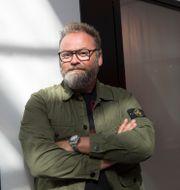 Adam Alsing.  Henrik Montgomery/TT / TT NYHETSBYRÅN