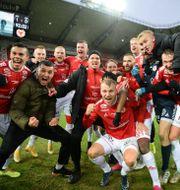 Kalmar FF.  Patric Söderström/TT / TT NYHETSBYRÅN