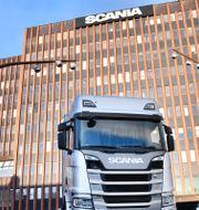 Arkivbild. Scania i Södertälje.  Jonas Ekströmer/TT / TT NYHETSBYRÅN