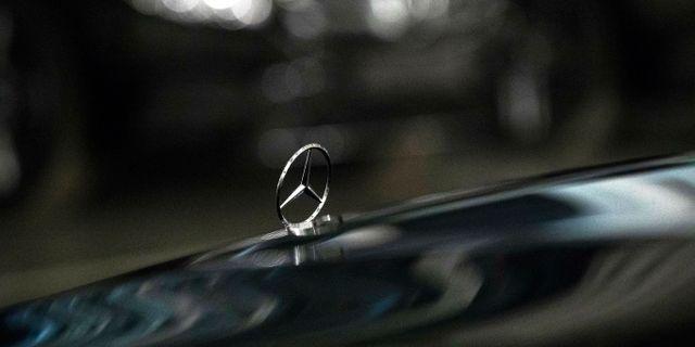 I Daimler ingår Mercedes.  Pavel Golovkin / TT NYHETSBYRÅN