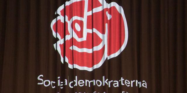 Socialdemokraterna.  Janerik Henriksson/TT / TT NYHETSBYRÅN