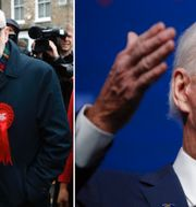 Jeremy Corbyn/Joe Biden. TT