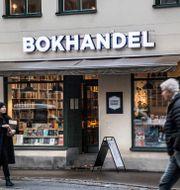 Bokhandel i Stockholm. Helena Landstedt/TT / TT NYHETSBYRÅN