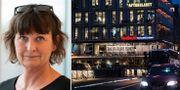 Sofia Olsson Olsén/Schibstedhuset i Stockholm. TT