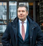 Johan Torgeby, koncernchef och vd för SEB. Claudio Bresciani / TT / TT NYHETSBYRÅN