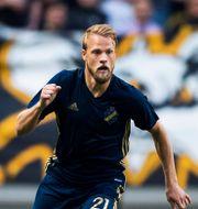 Daniel Sundgren, arkivbild. Erik Simander/TT / TT NYHETSBYRÅN