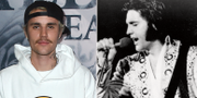Justin Bieber/Elivs Presley. TT
