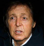 Paul McCartney. Arkivbild. Francois Mori / AP