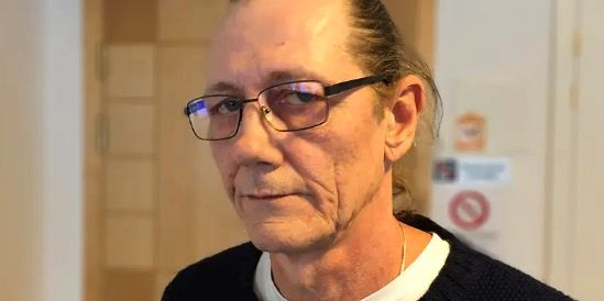 Richard Lundgren. Fredrik Israelsson/SVT Västernorrland.