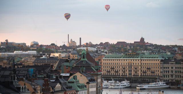 Stockholm/Arkivbild.  Fredrik Sandberg/TT / TT NYHETSBYRÅN