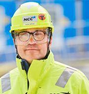 Tomas Carlsson, vd. Joakim Kröger