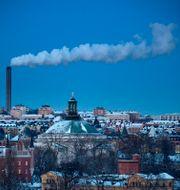 Stockholm. Jessica Gow/TT / TT NYHETSBYRÅN