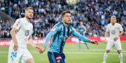Bild från matchen mellan Djurgården och Malmö i augusti i fjol. Christine Olsson/TT / TT NYHETSBYRÅN