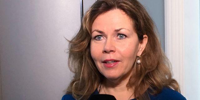 Cecilia Wikström (L) Wiktor Nummelin/TT / TT NYHETSBYRÅN