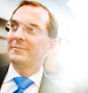 Patrik Tigerschiöld. Robert Henriksson / SvD / TT / TT NYHETSBYRÅN