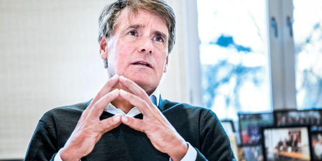 Cevians grundare Christer Gardell. Tomas Oneborg/SvD/TT / TT NYHETSBYRÅN