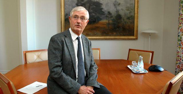 Sverker Martin-Löf. Arkivbild.  Stefan Gustavsson / SvD / TT / TT NYHETSBYRÅN
