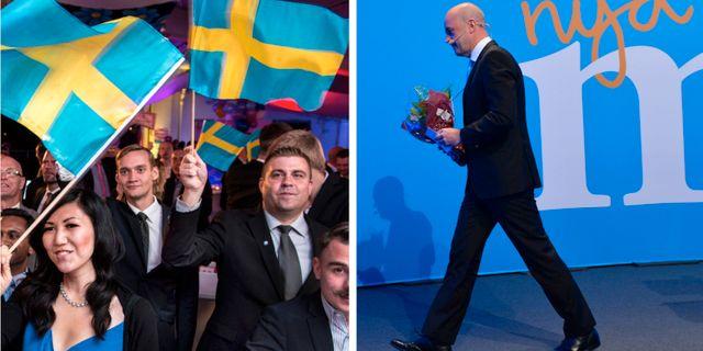 Dags att reinfeldt visar ledarskap i klimatfragan