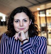 Paula Bieler. Tomas Oneborg/SvD/TT / TT NYHETSBYRÅN